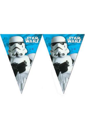 Girlang, Star Wars 9 flaggor