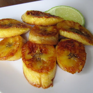 Skinny Sweet Plantains