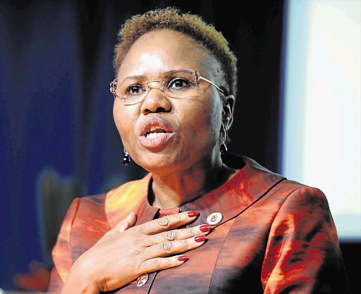 Government considering universal basic income grant for unemployed South Africans: Lindiwe Zulu - SowetanLIVE