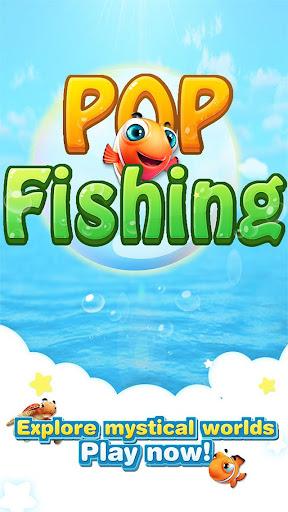 Pop Fishing-lovely fish