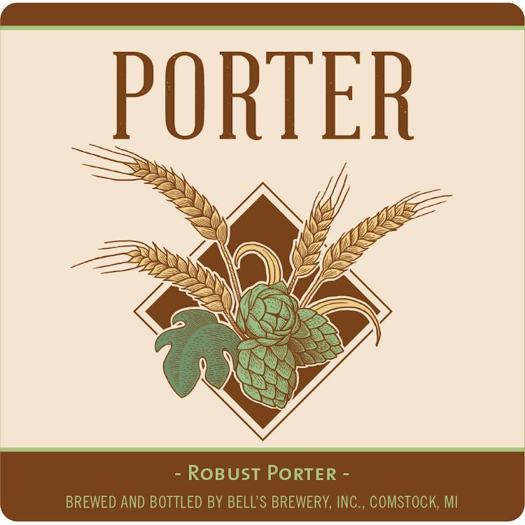 Logo of Bell's Porter