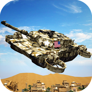 Flying World Tank simulator for PC and MAC