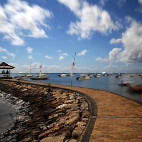 Tanjung Benoa Bali by Thomas Chedang - Landscapes Beaches