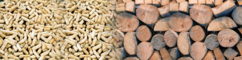 Hybride toestellen hout/pellets