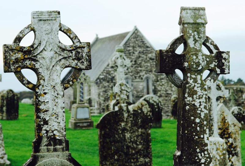 Irish cemetery di giorgiocafarelli