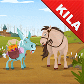 Kila: The Horse and the Donkey