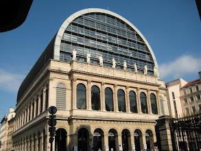 Photo: Lyon Opera House.