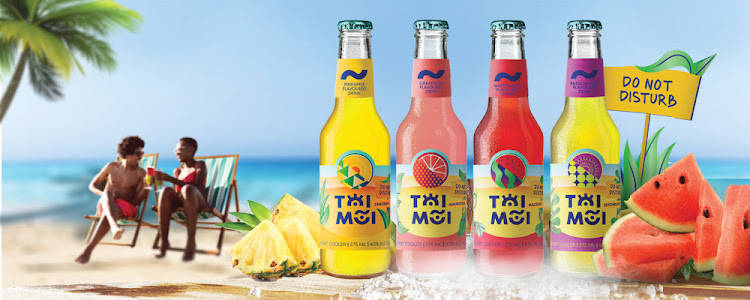 Toi Moi comes in four flavour variants.