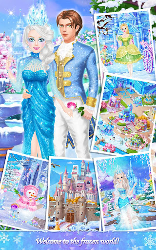 Princess Salon: Frozen Party 1.1.5 com.libii.frozenparty apkmod.id 2