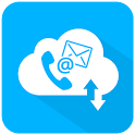 Sync Contacts Cloud icon