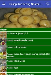 Resep Kue Kering Nastar Lembut - náhled