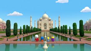 The Taj Mahal, India thumbnail