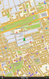Tải Game GPS navigator TourMap