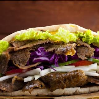 Fakeaway Slow Cooker Doner Kebab.