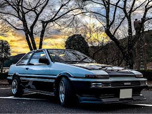 スプリンタートレノ AE86 GT-APEX S62.3のカスタム事例画像 🔰拓人さんの2018年11月23日17:47の投稿