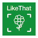 LikeThat Garden -Flower Search icon