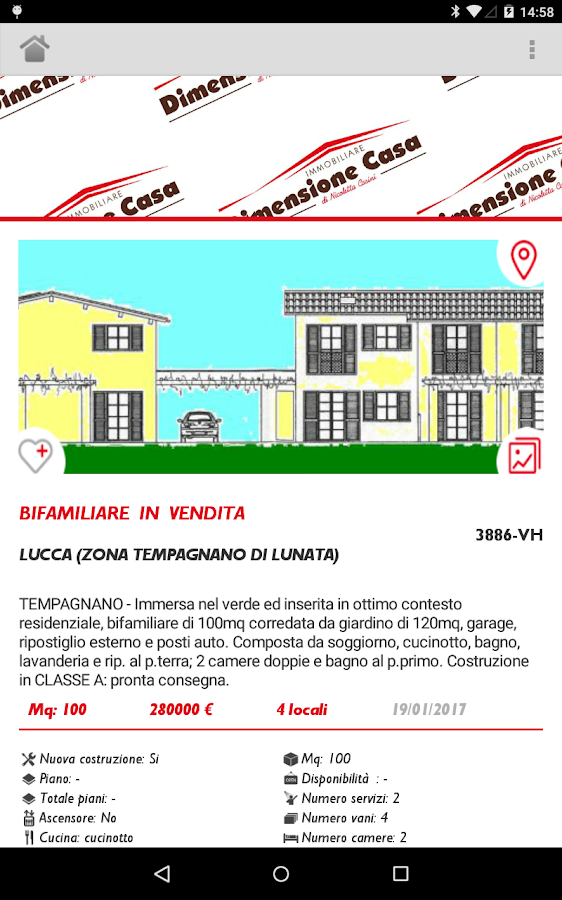 Dimensione Casa- screenshot