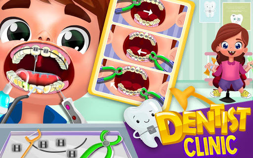 My Dentist Dental Clinic Teeth Doctor Dentist Game 1.0 screenshots 10