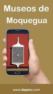 Museos en Moquegua - Perú - náhled