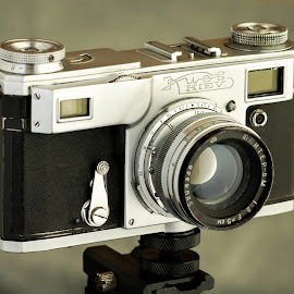 Ruski by Bogdan Rusu - Artistic Objects Other Objects ( russian, old, vintage, film, camera )
