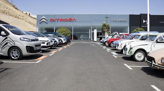 Citroën, líder por cuarto año consecutivo en la provincia