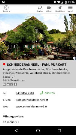 Buschenschenken Steiermark 1.8 screenshot 1298906