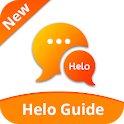 Helo App Discover, Share & Watch Videos Guide icon