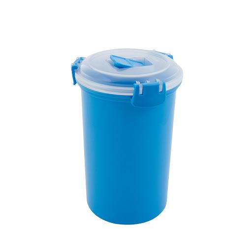 envase inoxplas conservador cilindrico 1lt