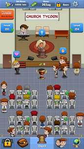 Church Tycoon – Church Simulator Mod Apk (Unlimited Money) 4
