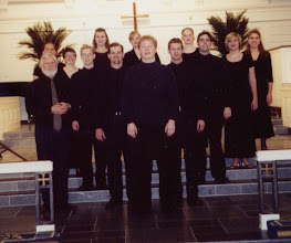 Photo: April 2003: Pearsall Madrigals