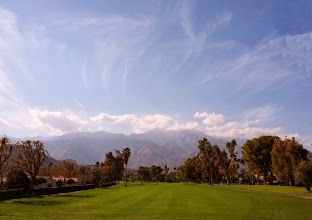 Photo: Tahquitz Creek Golf Resort - Legend Course. February 2014