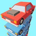 Car Tower Run icon