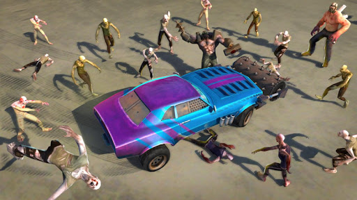 Zombie Smash : Road Kill  screenshots 7