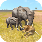 Elephant Survival Simulator Icon