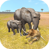 Elephant Survival Simulator