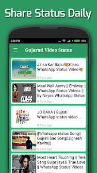 Gujarati Video Status For Whatsapp :Gujarati Video APK