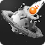 Shooting Star 3D icon