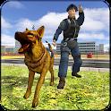 Police Hero Dog VS Crime City icon