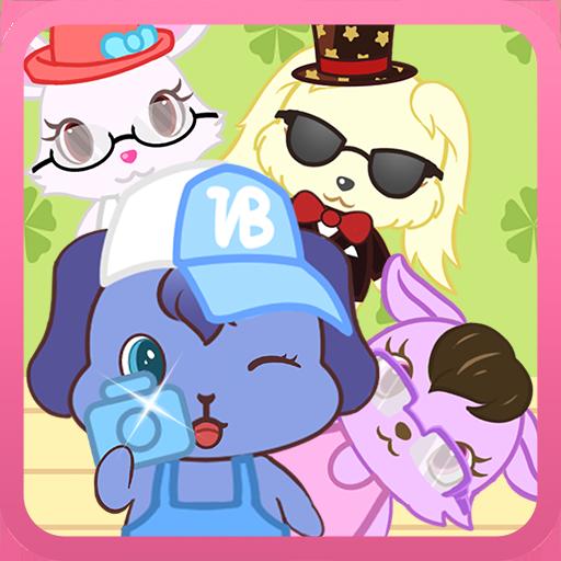 ソフィアは、ペット愛好家のゲームをドレスアップ 模擬 App LOGO-APP開箱王