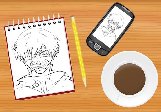 How To Draw Cartoon Anime 3.0 screenshots 12