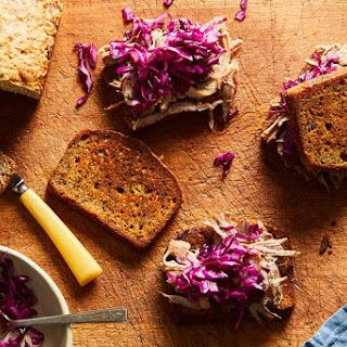 Banana Bread Sandwiches Recipes.