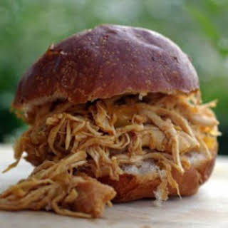 Southern Pulled Pork Barbecue.