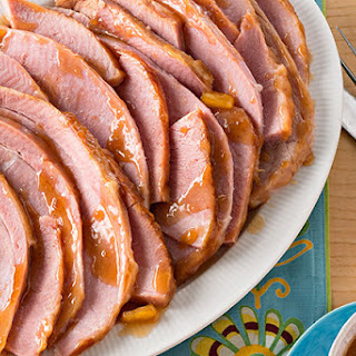Slow-Cooker Party Ham