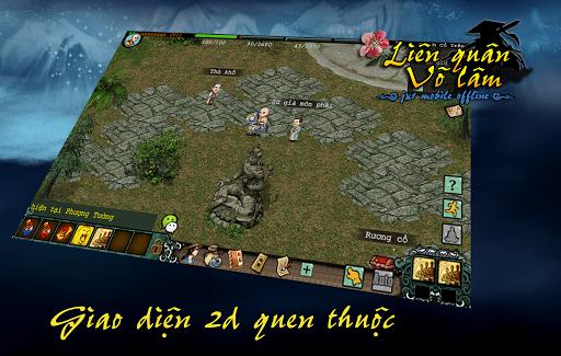 Liên Quân Võ Lâm - Mộng Giang Hồ (Offline) 1.0.30 screenshots 1