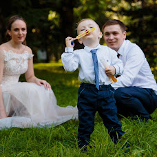 Wedding photographer Aleksandr Ulatov (Ulatoff). Photo of 26.09.2017