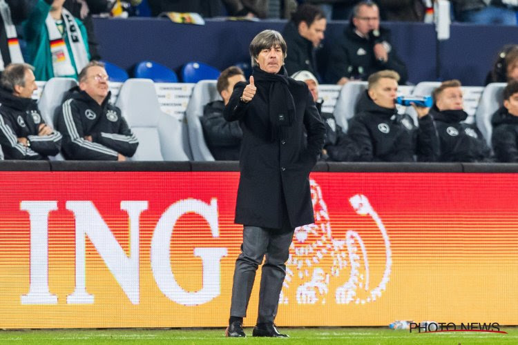 """Löw tevreden met debutanten: """"Zij hebben zich positief getoond"""""""