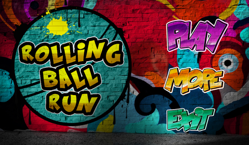 Rolling Ball Run 3D