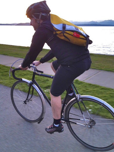 Photo: Photos related to the Seattle Triple Shot ride. A 2K feet in 2 hours route.