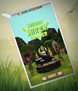 Subway Shrek Rush Run - náhled
