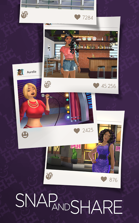 Love & Hip Hop The Game- screenshot